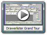 Drawerlister Grand Tour